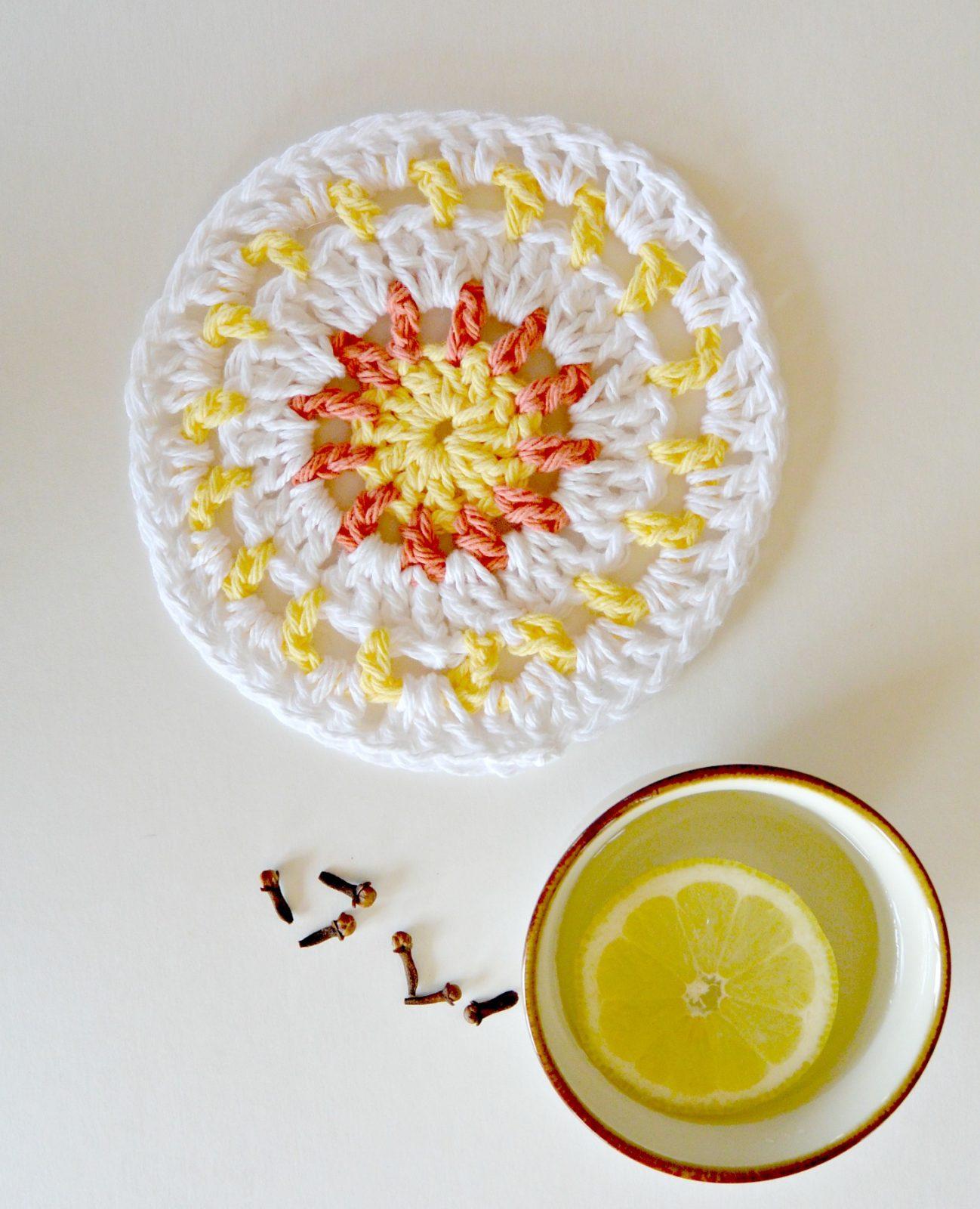 Quick Spring-like Mandala Ideas & Granny Squares