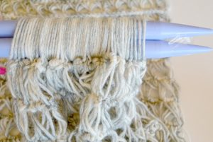Broomstick Lace Tutorial 2