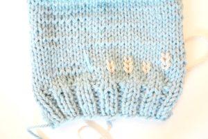 Step One Duplicate Stitch