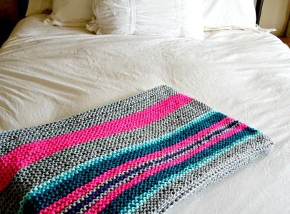 Native Stripes Blanket