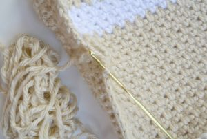 Single Crochet Seam