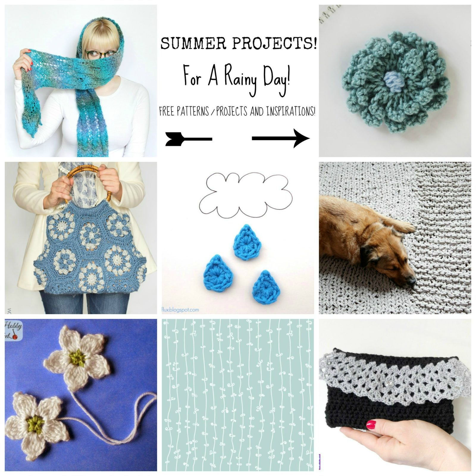 Free Summer Projects (For a Rainy Day)