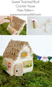 Crochet House Pattern