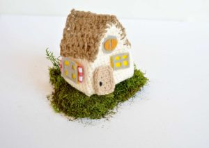 Crochet House Pattern Mini