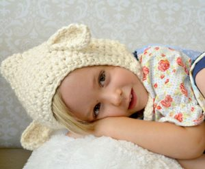 Beginner Toddler Lamb Hat Pattern 2