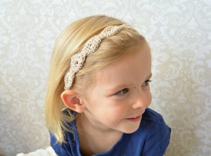 Crochet Easy Headband 2
