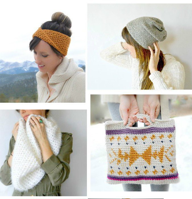 Free Crochet Patterns Mama In A Stitch