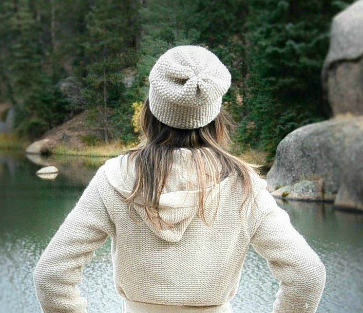 favorite textured knit hat free pattern  mama in a stitch