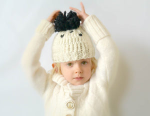 Toddler Knit Hat Pattern Chunky 3