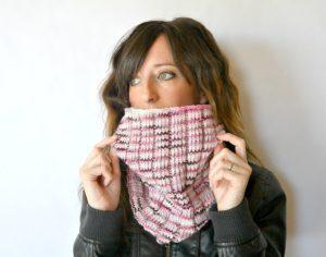 Wool Cowl Knit Pattern