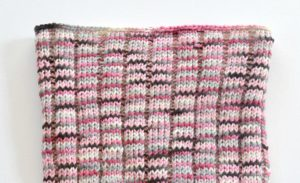 Wool Ribbed Cowl Pattern