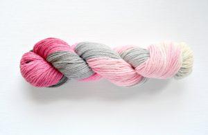 Wool Skein - Mountain Meadow Wool