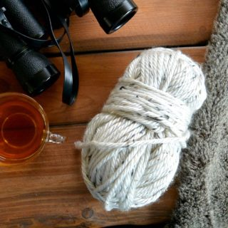 Yarn Picture at Cabin