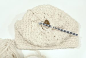Easy Hat Top Closure