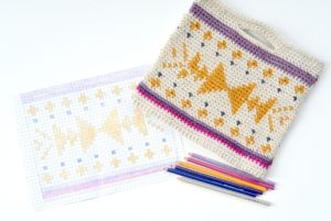 Southwest Colored Tapestry Crochet