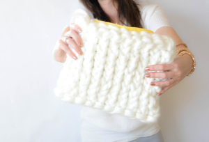 Big Knitted Bag Pattern