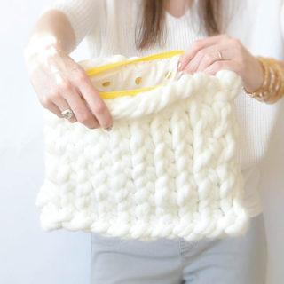 Big Knit Bag