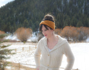 Easy Crochet Twist - Headband Free Pattern