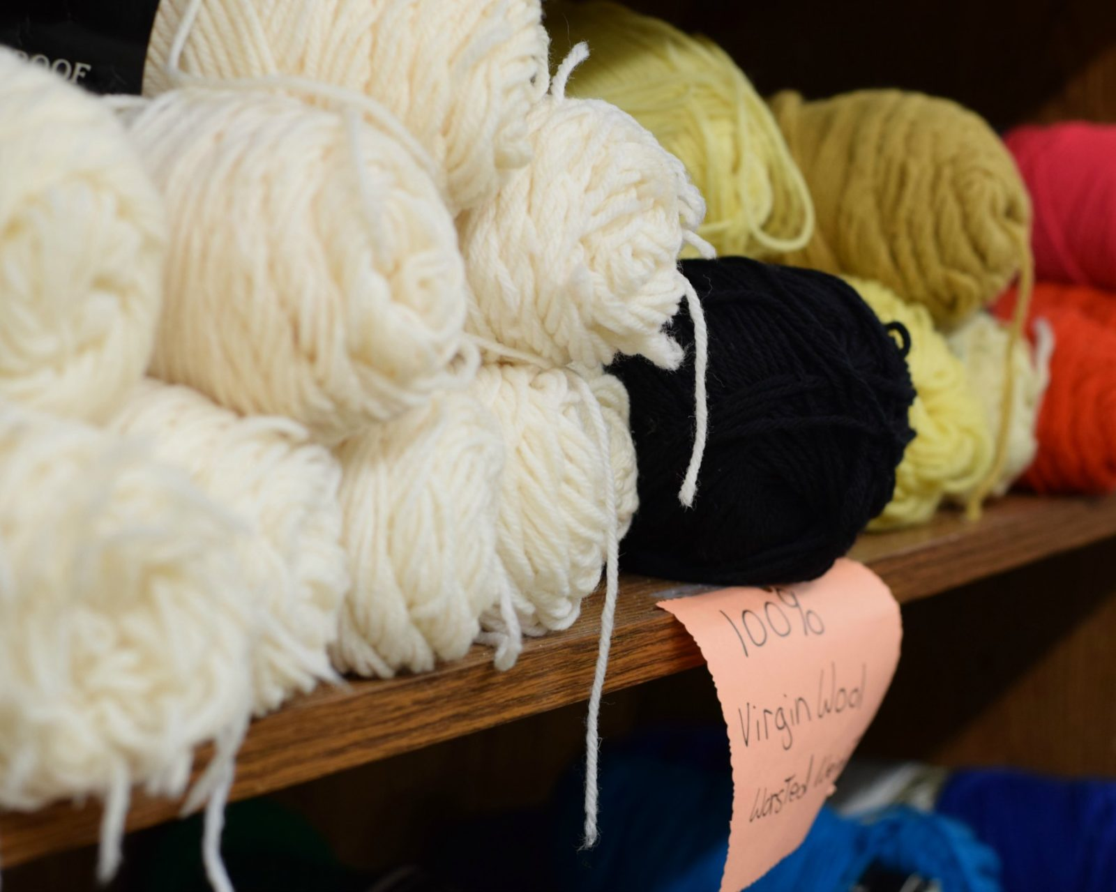 Antiquing Yarn