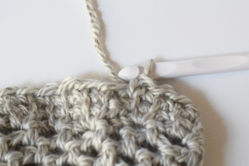 Crochet Tote - How to CSC