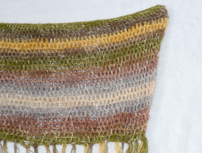 Knitting Decrease Stitch At End Of Row : One Skein Crochet