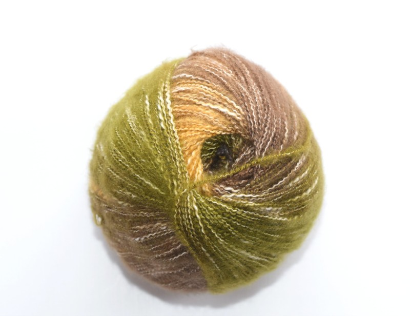 shawl in a ball