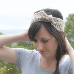 50s Crochet Headband Pattern