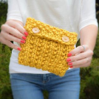 Broken Rib Knit Bag Pattern-2