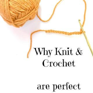 List of Knit and Crochet Benefits