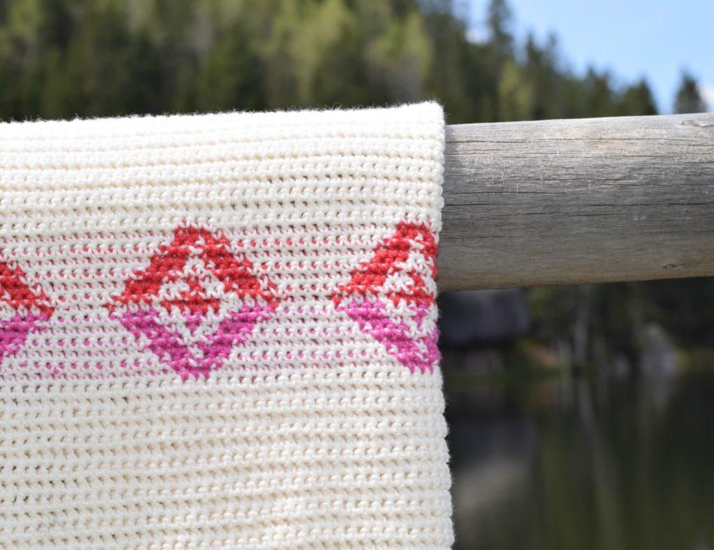 Campy Blanket Pattern Crochet