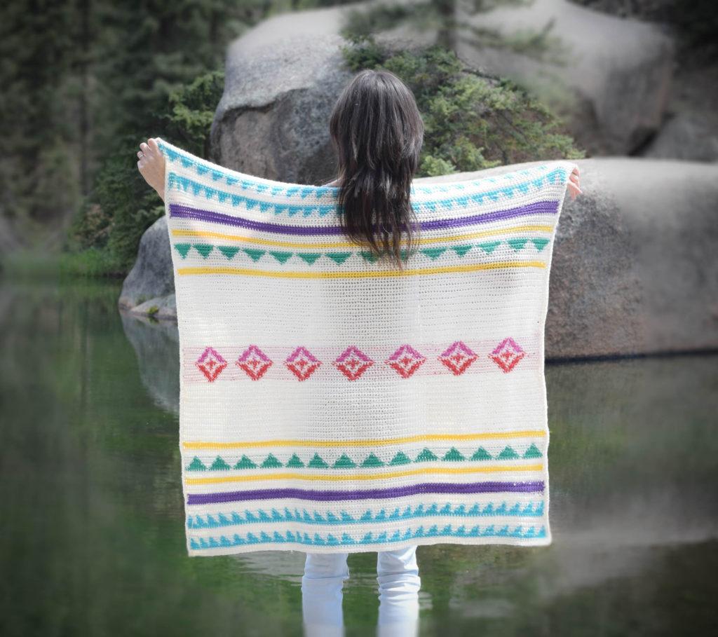 Campy Crochet Blanket Pattern Free