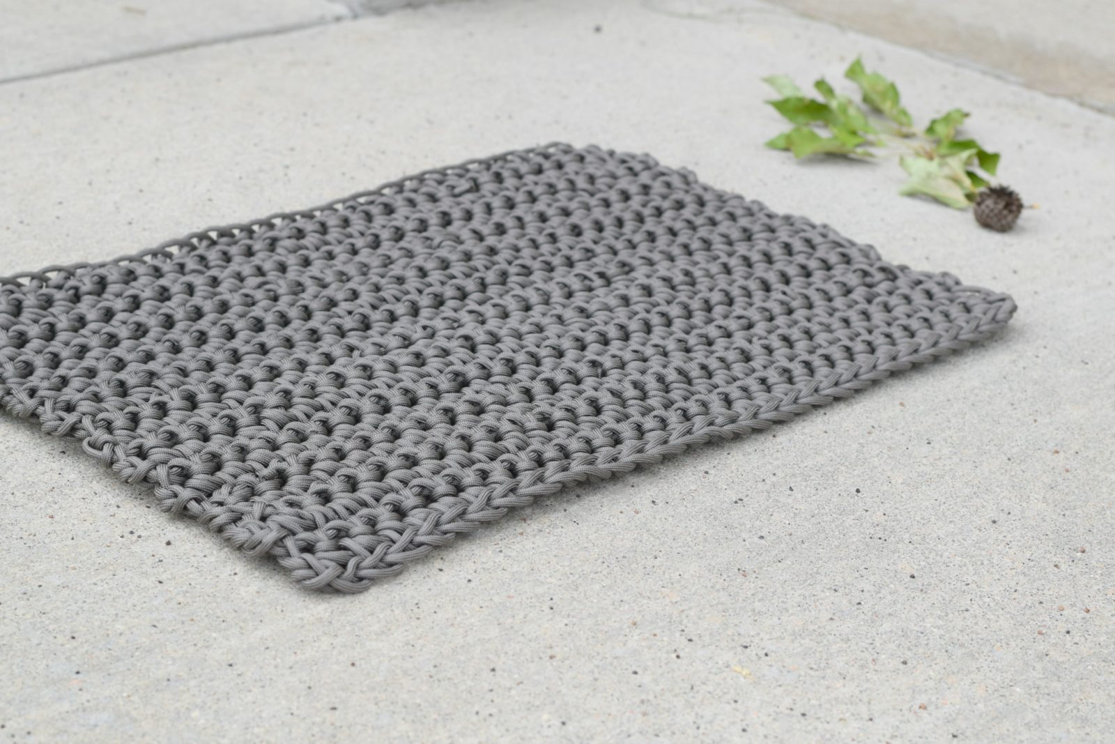 Pattern For Crocheted