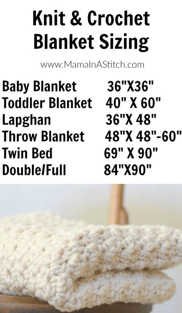 Blanket Sizing