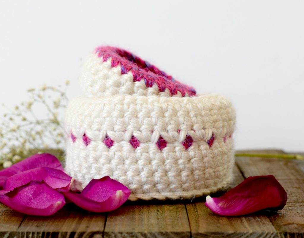 Crochet Baskets MIAS for SAU