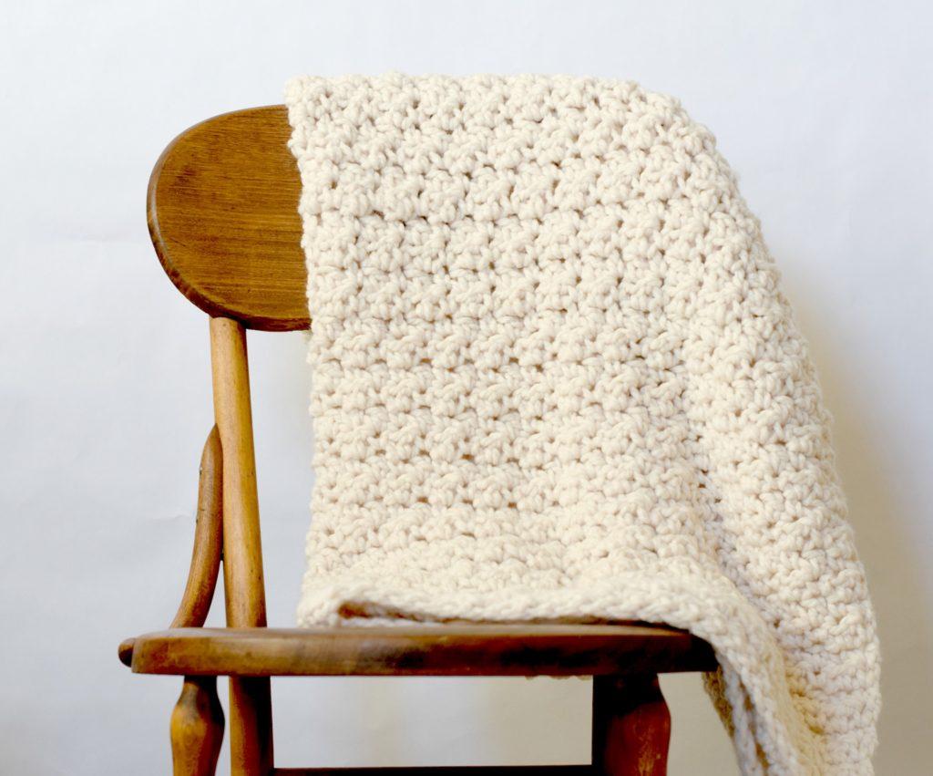Crochet Blanket Chunky Free Pattern