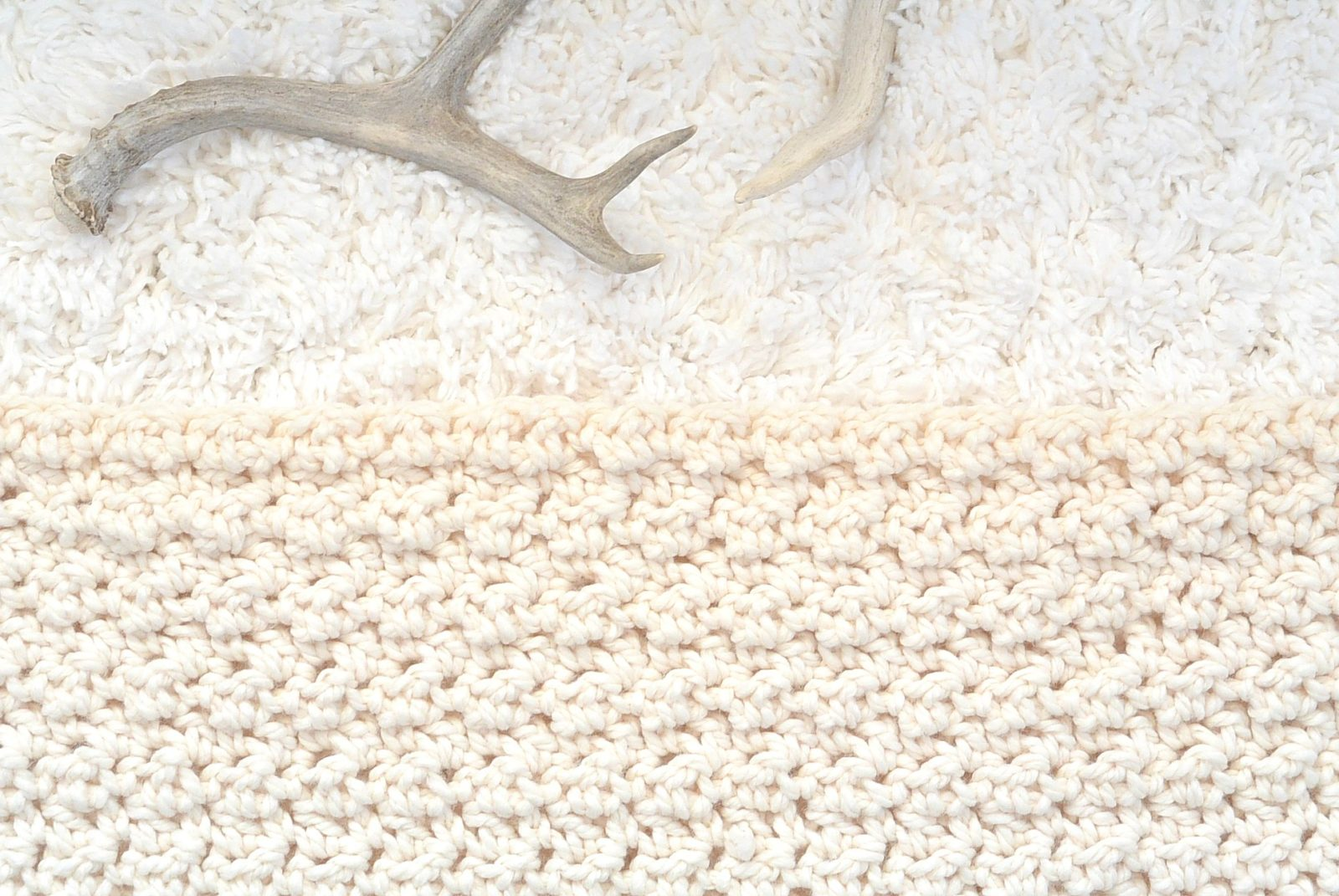 Crochet Stitches Chunky : Chunky Icelandic Crochet Blanket Pattern - Mama In A Stitch