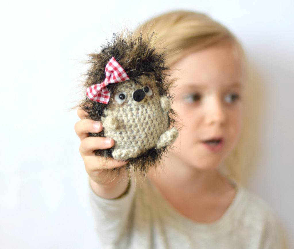 Amigurumi Hedgehog : Woodland Hedgehog Amigurumi Crochet Pattern Mama In A Stitch