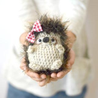 Hedgehog Free Crochet Pattern