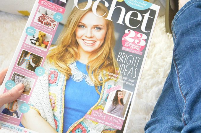 Inside Crochet Magazine Feature