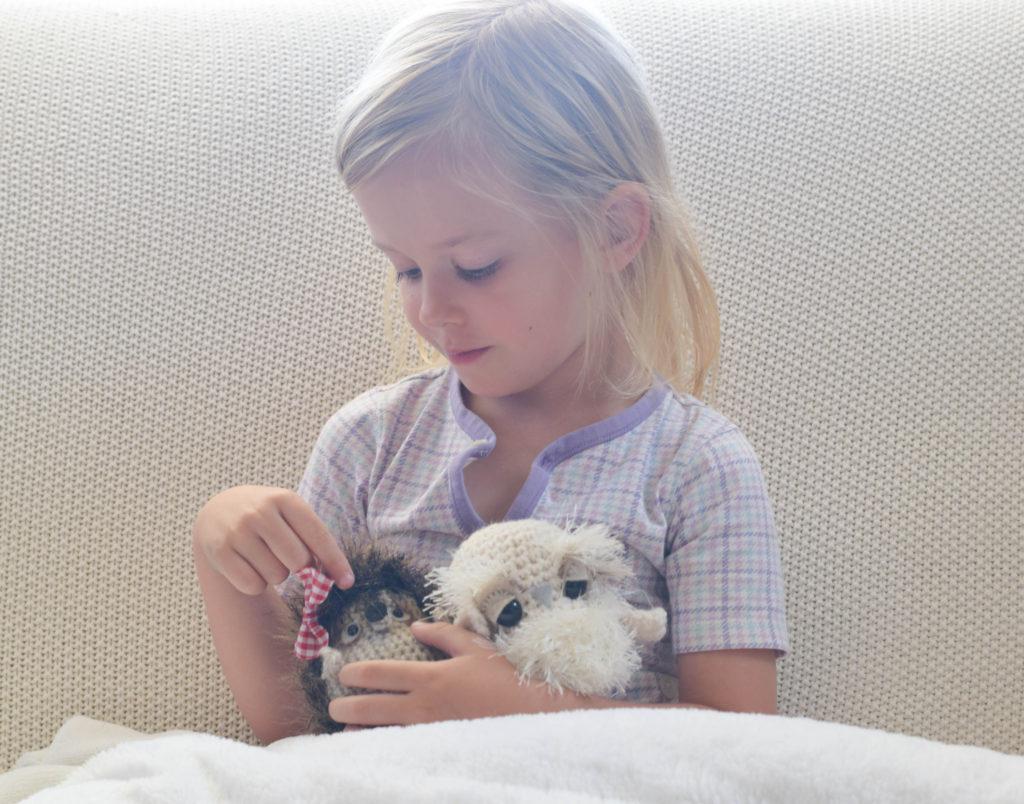 Crochet Owl Toy Pattern 5