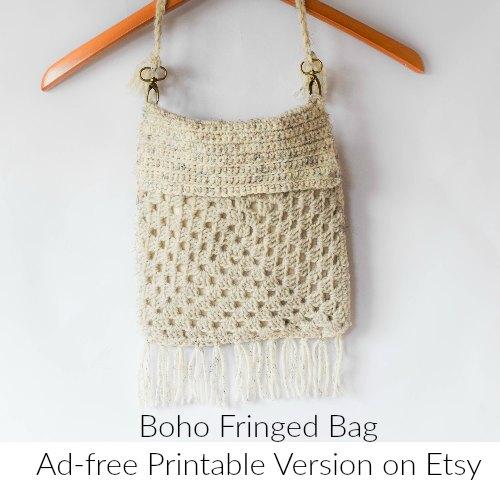 Etsy Boho Bag