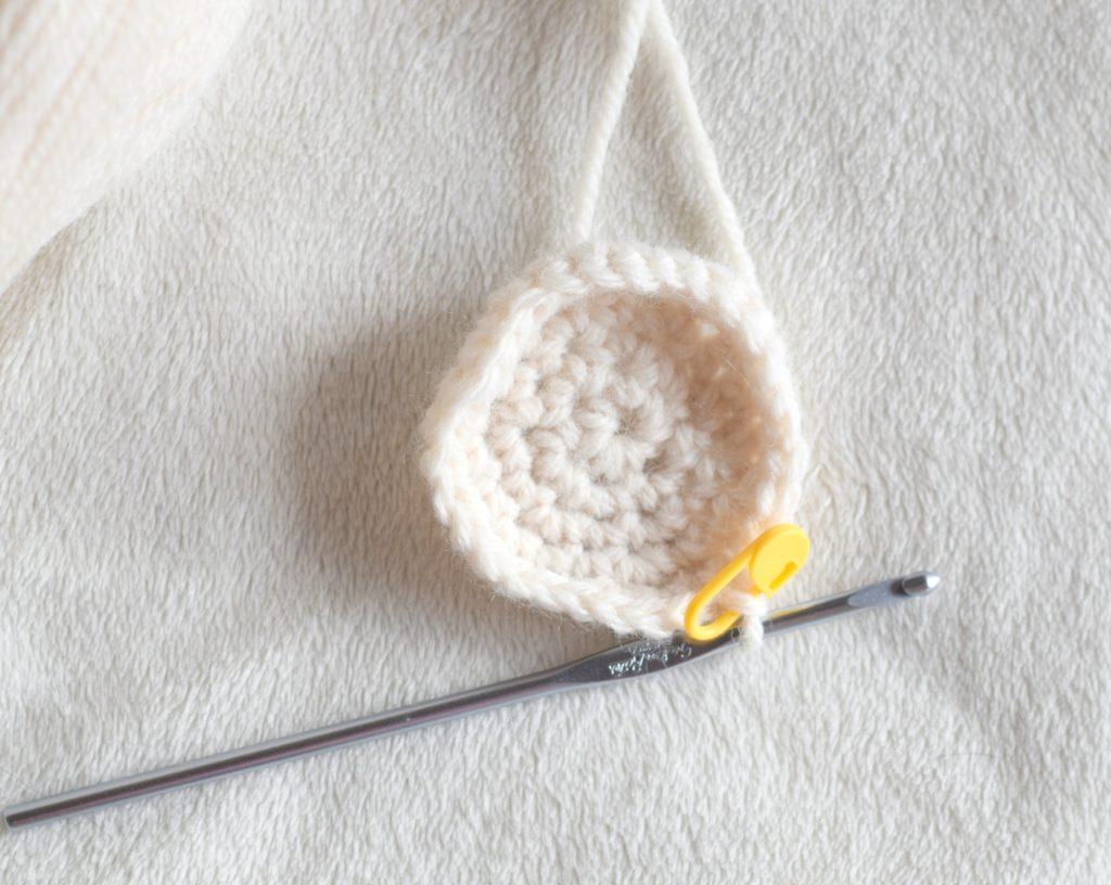 Snow Owl Crochet Pattern 1
