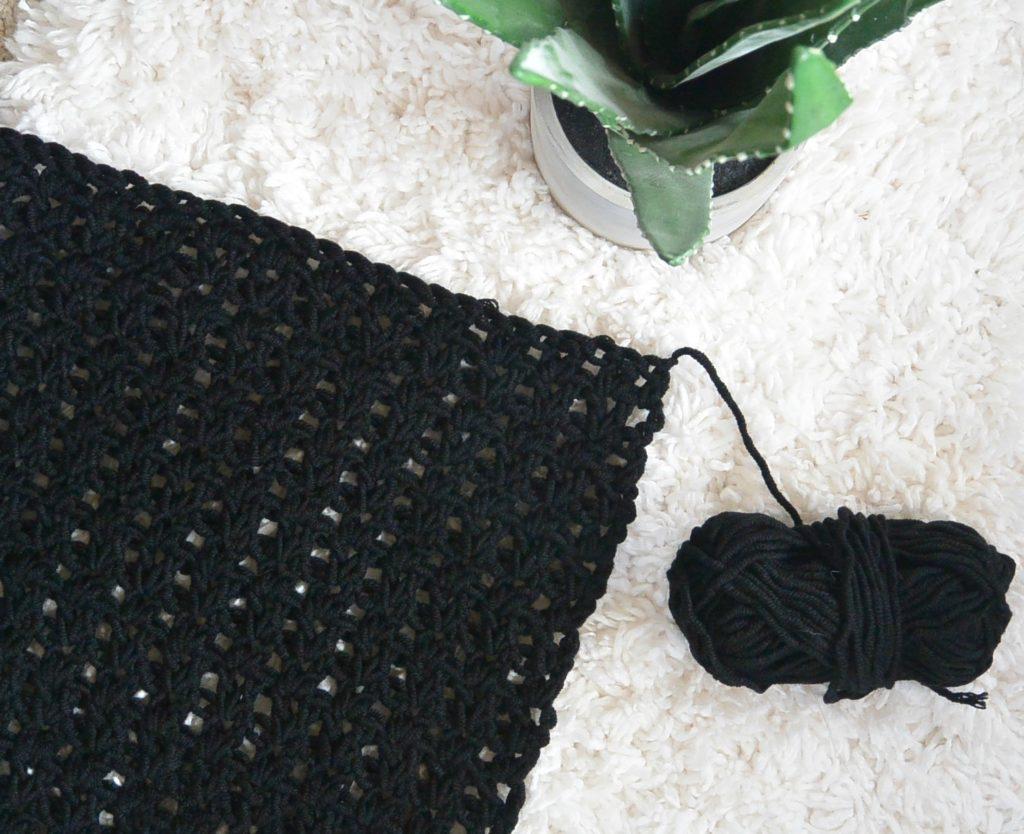 V Stitch How To Crochet