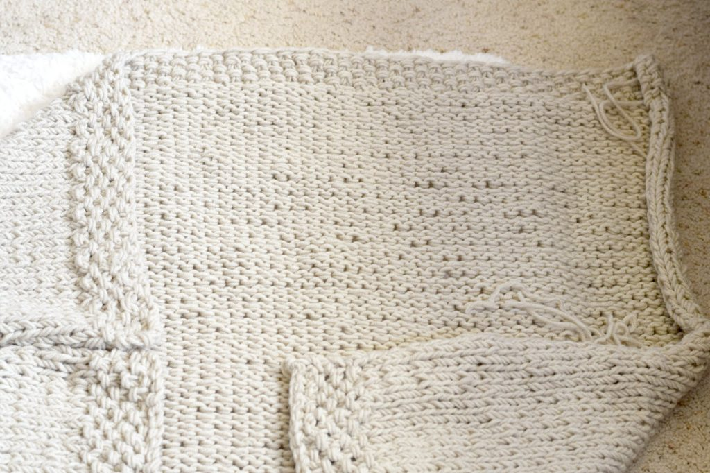 easy-knit-blanket-sweater-pattern-lion-brand