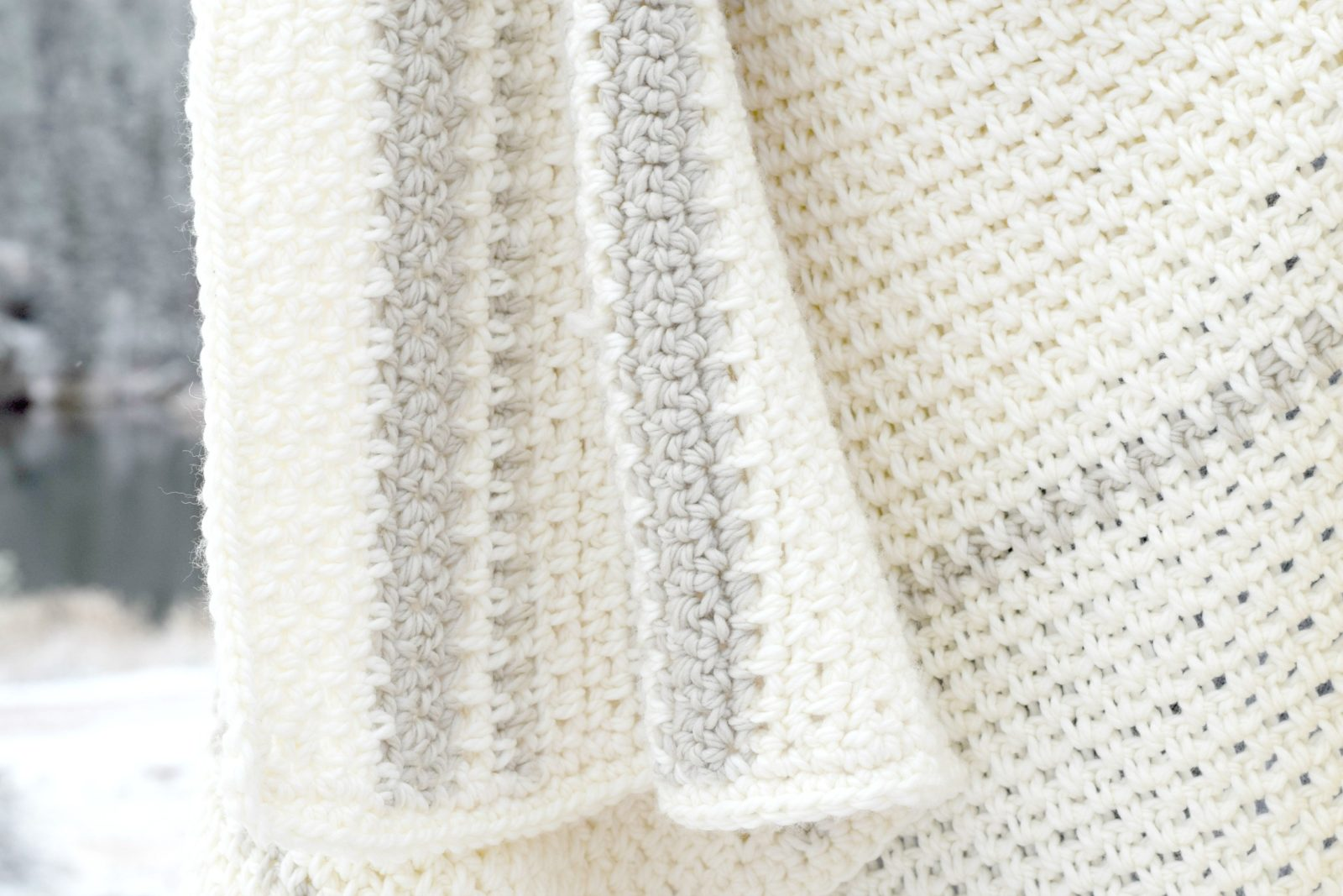 Mod Heirloom Crochet Blanket Pattern ? Mama In A Stitch