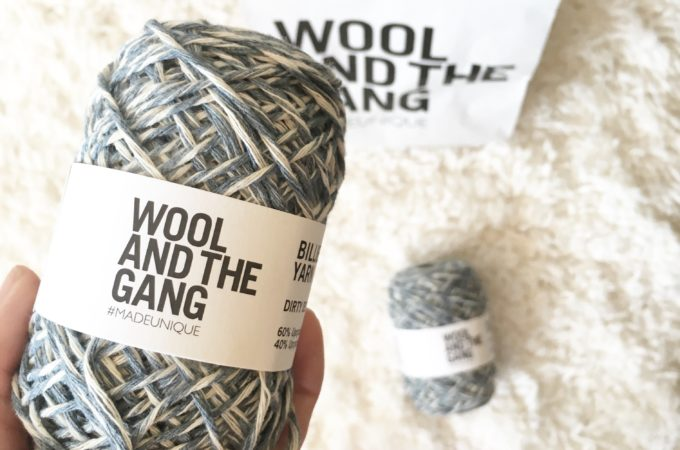 "Wool and the Gang ""Billy Jean"" Yarn"