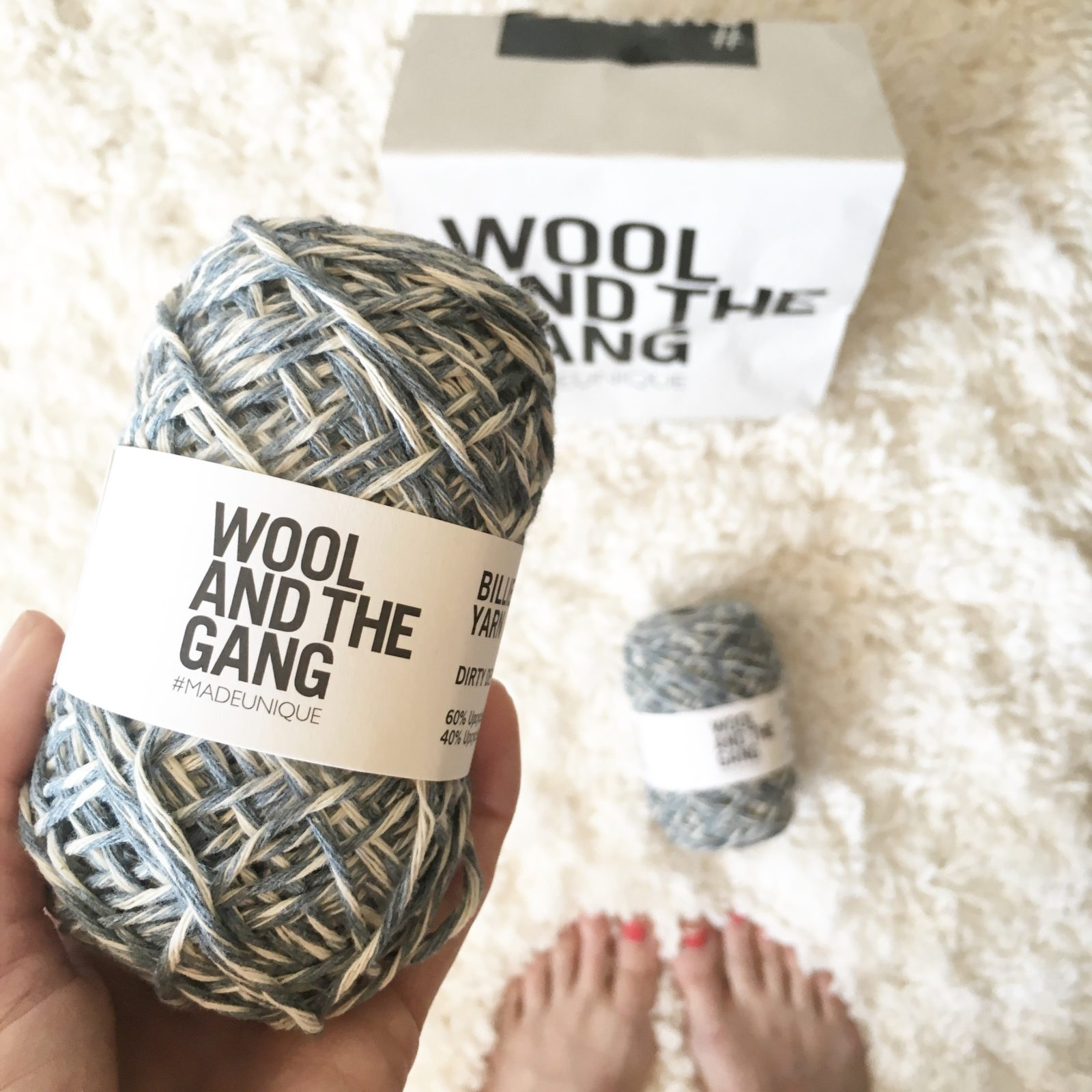 wool and the gang billy jean yarn mama in a stitch. Black Bedroom Furniture Sets. Home Design Ideas