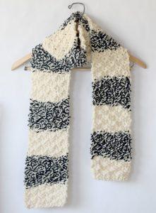 Big Knit Scarf Pattern Mama In A Stitch