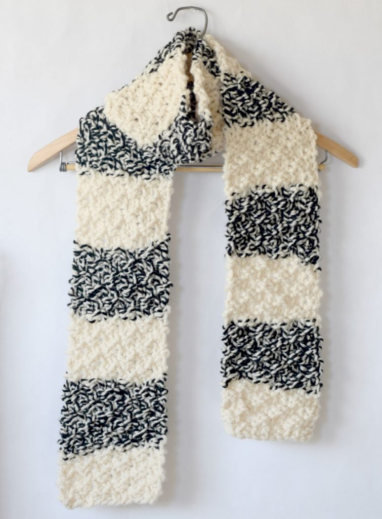 winter-nights-easy-knit-scarf-pattern