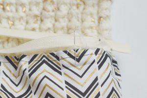 attaching-zipper